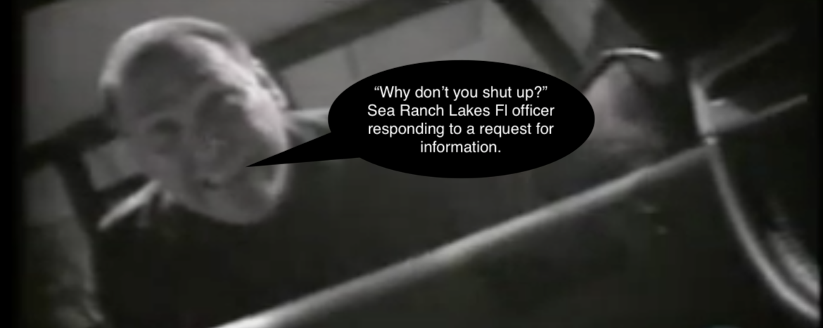 Sea Ranch Lakes Florida Police Department
